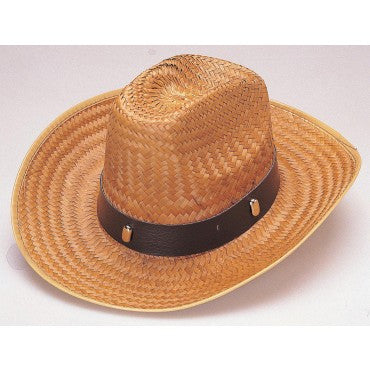 High Crown Western Hat - HalloweenCostumes4U.com - Accessories