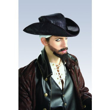 Caribbean Pirate Hat - HalloweenCostumes4U.com - Accessories