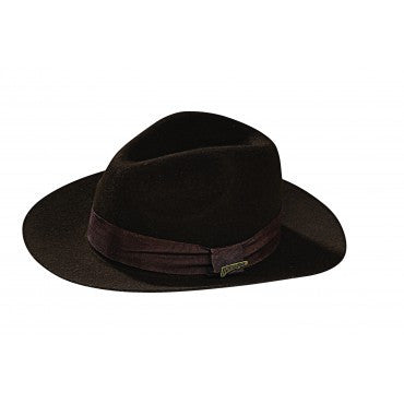 Deluxe Indiana Jones Hat - HalloweenCostumes4U.com - Accessories