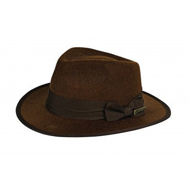 Kids Indiana Jones Hat - HalloweenCostumes4U.com - Accessories