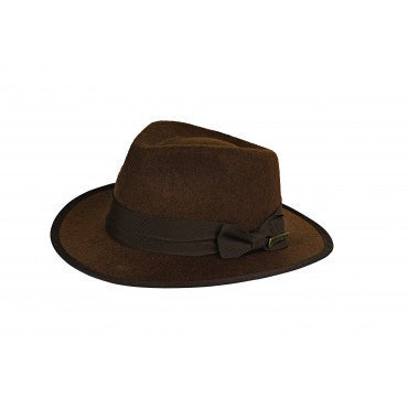 Indiana Jones Hat - HalloweenCostumes4U.com - Accessories