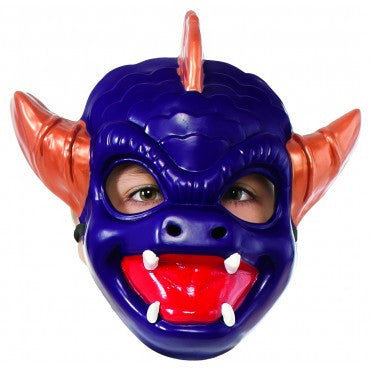 Kids Skylanders Spyro Mask - HalloweenCostumes4U.com - Accessories