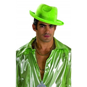 Pimp Hat - Various Colors - HalloweenCostumes4U.com - Accessories - 1