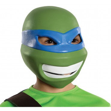 Boys Ninja Turtles Leonardo Mask - HalloweenCostumes4U.com - Accessories