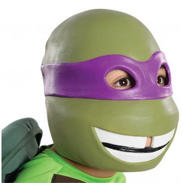 Boys Ninja Turtles Donatello Mask - HalloweenCostumes4U.com - Accessories
