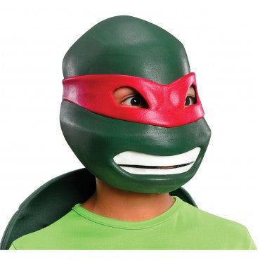 Boys Ninja Turtles Raphael Mask - HalloweenCostumes4U.com - Accessories
