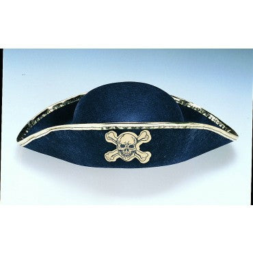 Kids Durashape Pirate Hat - HalloweenCostumes4U.com - Accessories