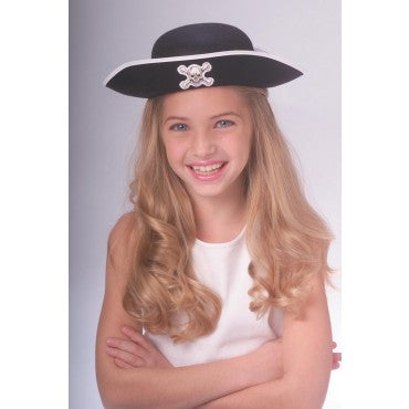 Kids Pirate Hat - HalloweenCostumes4U.com - Accessories