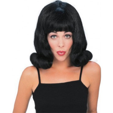 60's Flip Wig - Various Colors - HalloweenCostumes4U.com - Accessories - 1