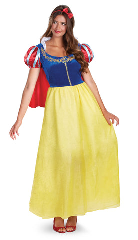 Snow White Costumes Adult Deluxe Costume
