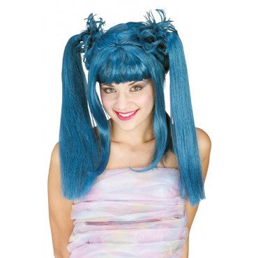 Punk Diva Wig - HalloweenCostumes4U.com - Accessories