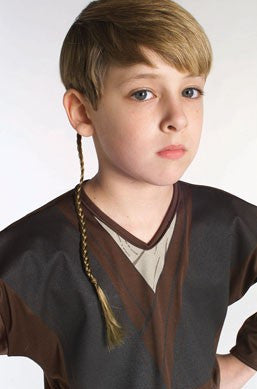 Star Wars Jedi Hair Braid - HalloweenCostumes4U.com - Accessories