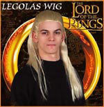 Lord of the Rings Legolas Wig - HalloweenCostumes4U.com - Accessories