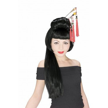 China Girl Wig - HalloweenCostumes4U.com - Accessories