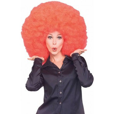 Jumbo Afro Wig - Various Colors - HalloweenCostumes4U.com - Accessories - 2