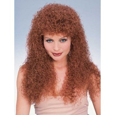 Curly Wig - Various Colors - HalloweenCostumes4U.com - Accessories - 1