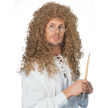 Auburn Curly Wig - HalloweenCostumes4U.com - Accessories