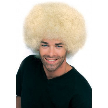 Afro Wig - Various Colors - HalloweenCostumes4U.com - Accessories - 1