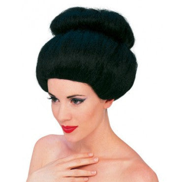 Geisha Wig - HalloweenCostumes4U.com - Accessories