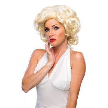 Hollywood Starlet Wig - HalloweenCostumes4U.com - Accessories