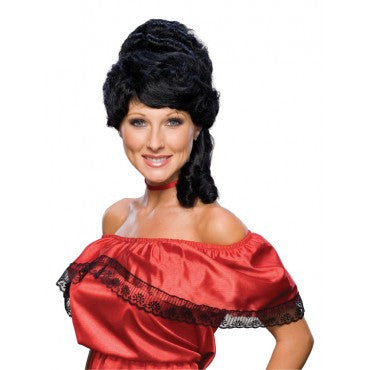 Colonial Lady Wig - Various Colors - HalloweenCostumes4U.com - Accessories - 1
