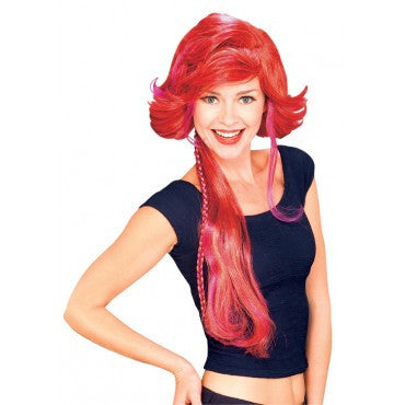 Funky Wig - HalloweenCostumes4U.com - Accessories