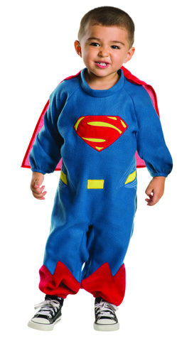 Toddlers Superman Costume - HalloweenCostumes4U.com - Infant & Toddler Costumes