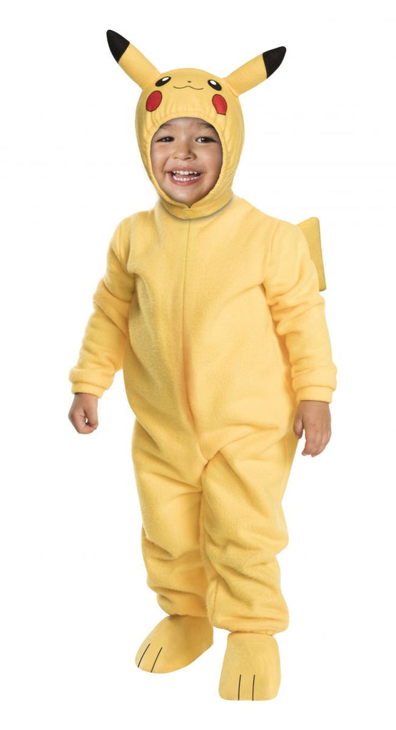 Toddlers Pikachu Costume