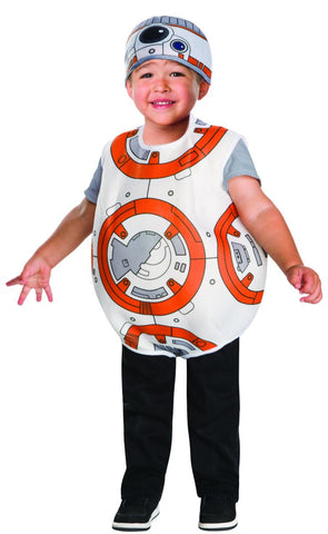 Toddlers Star Wars BB-8 Costume