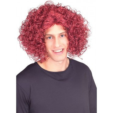 Curly Redhead Wig - HalloweenCostumes4U.com - Accessories