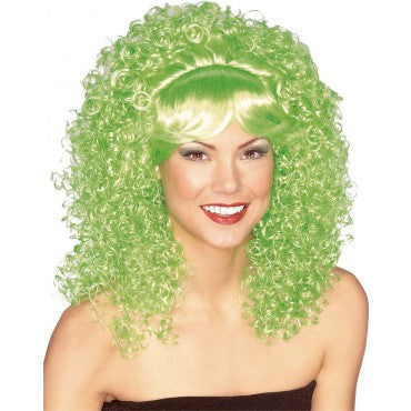 Bright Curly Wig - Various Colors - HalloweenCostumes4U.com - Accessories - 5