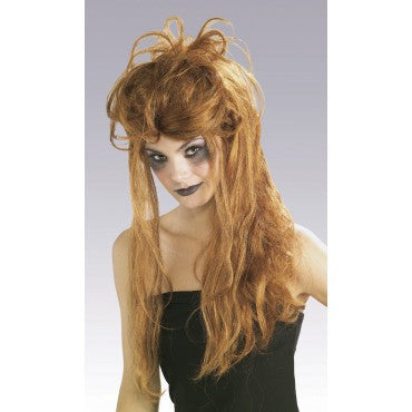 Hell's Belle Wig - HalloweenCostumes4U.com - Accessories