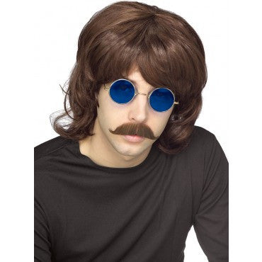 70's Shag Wig - Various Colors - HalloweenCostumes4U.com - Accessories - 2