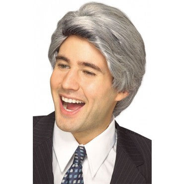 Talk Show Host Wig - HalloweenCostumes4U.com - Accessories