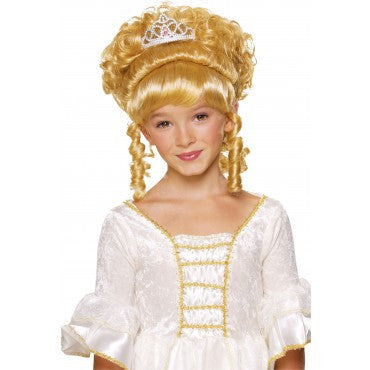 Kids Charming Princess Wig - Various Colors - HalloweenCostumes4U.com - Accessories - 1