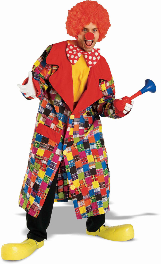 Clown Halloween Costumes Patches the Clown Costumes - HalloweenCostumes4U.com - Costumes
