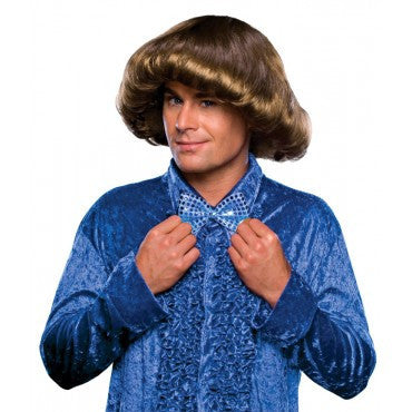 70's Prom King Wig - HalloweenCostumes4U.com - Accessories