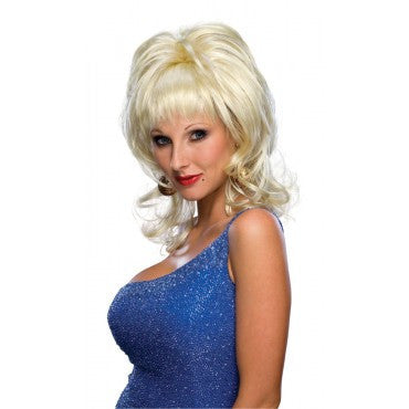 Country Singer Wig - HalloweenCostumes4U.com - Accessories