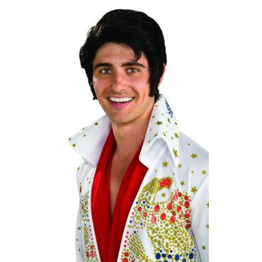 Elvis Wig - HalloweenCostumes4U.com - Accessories