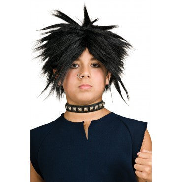 Kids Punk Spiker Wig - HalloweenCostumes4U.com - Accessories