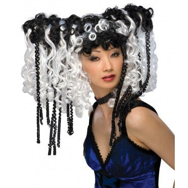Crazy Curly Locks Wig - HalloweenCostumes4U.com - Accessories
