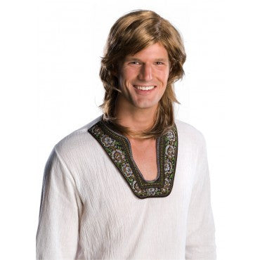 70's Guy Wig - Various Colors - HalloweenCostumes4U.com - Accessories - 2