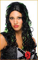 Cryptic Wig - Various Colors - HalloweenCostumes4U.com - Accessories - 1