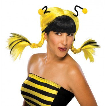 Bee Mine Wig - HalloweenCostumes4U.com - Accessories