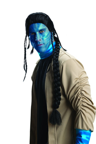 Avatar Jake Sully Wig - HalloweenCostumes4U.com - Accessories