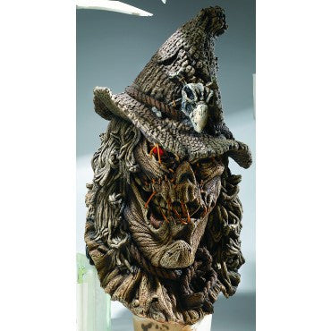 Scarecrow Mask - HalloweenCostumes4U.com - Accessories