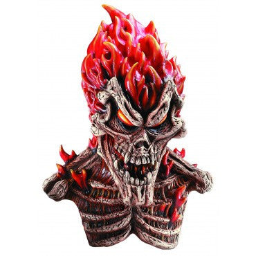 Inferno Skull Mask - HalloweenCostumes4U.com - Accessories