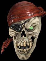 Captain Dead Eye Mask - HalloweenCostumes4U.com - Accessories