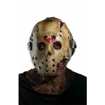 Collectors Edition Friday the 13th Jason Mask - HalloweenCostumes4U.com - Accessories