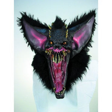 Gruesome Bat Mask - HalloweenCostumes4U.com - Accessories